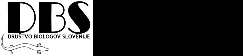 Društvo biologov Slovenije